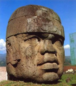 collassal_headOlmec Indians, Mexico