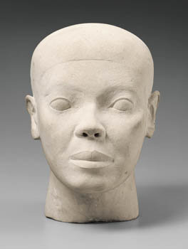 Egypt4th Dynasty Reserve Head