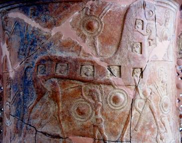 Egyptian Empire Art Sculpture