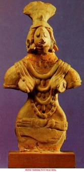 indusgoddessIndus Valley civilization
