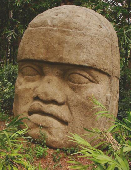 ME-Olmec-headOlmec Indians, Mexico