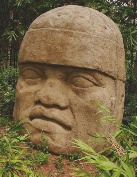 ME-Olmec-headOlmec Indians, Mexico