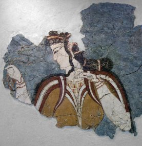 NAMA_Dame Mycenaean civilization