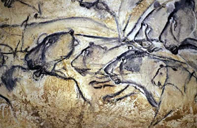 PrehistoricChauvet Cave Paintings2