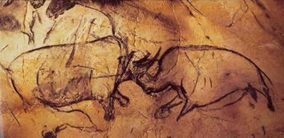 PrehistoricChauvet Cave Paintings3