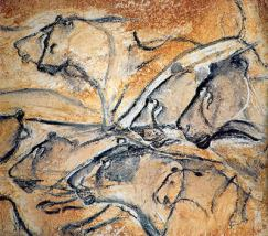 PrehistoricChauvet Cave Paintings4