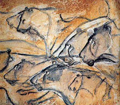 PrehistoricChauvet Cave Paintings4